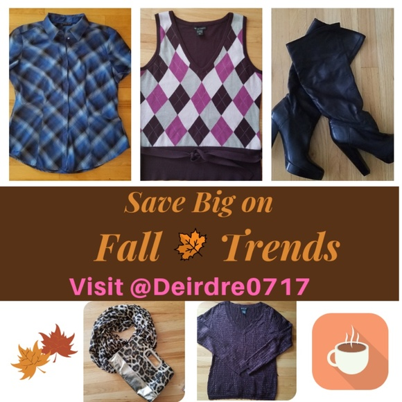 Dresses & Skirts - Fall Trends Promo